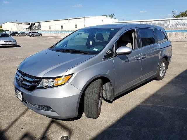 2016 Honda Odyssey EX-L for sale in Houston, TX