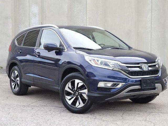 2016 Honda CR-V Touring for sale in Palatine, IL