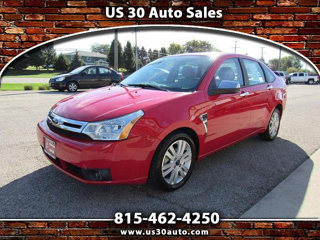 2008 Ford Focus SES for sale in New Lenox, IL