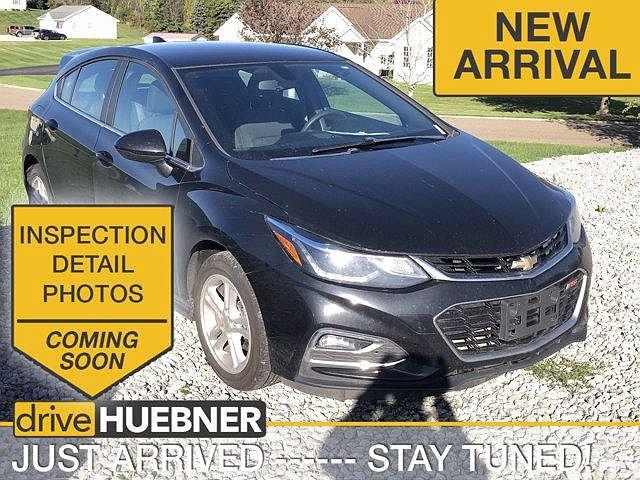 2017 Chevrolet Cruze LT for sale in Carrollton, OH