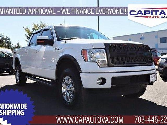 2013 Ford F-150 FX4 for sale in Chantilly, VA