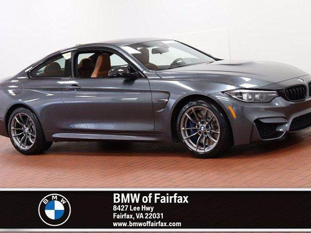 2020 BMW M4 Coupe for sale in Fairfax, VA