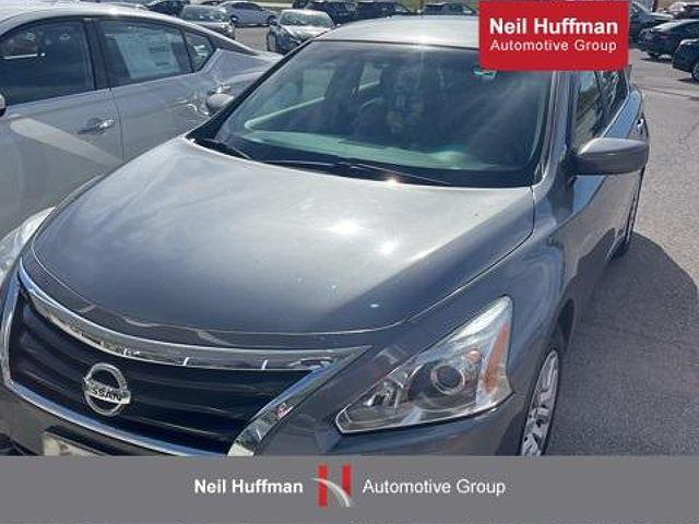 2015 Nissan Altima 2.5 S for sale in Frankfort, KY