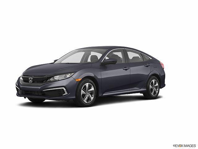 2020 Honda Civic Sedan LX for sale in Fletcher, NC
