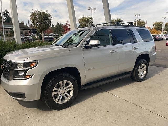 2018 Chevrolet Tahoe LT for sale in Burien, WA