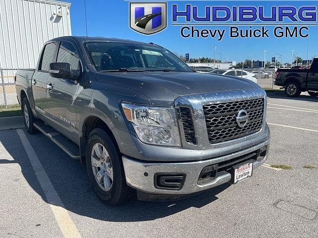 2018 Nissan Titan SV for sale in Midwest City, OK