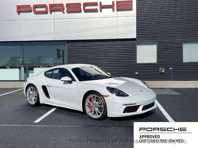 2021 Porsche 718 Cayman S for sale in Lancaster, PA