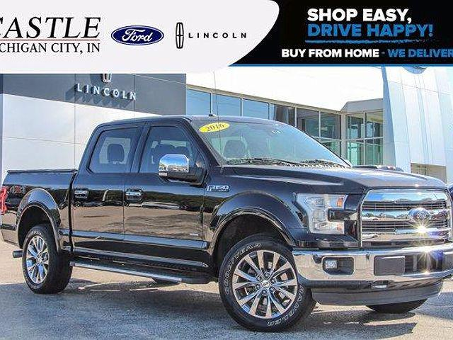 2016 Ford F-150 Lariat for sale in Michigan City, IN