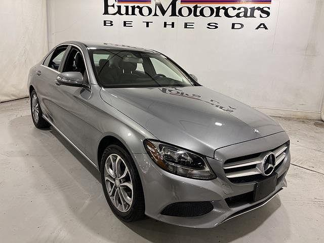 2015 Mercedes-Benz C-Class C 300 for sale in Bethesda, MD