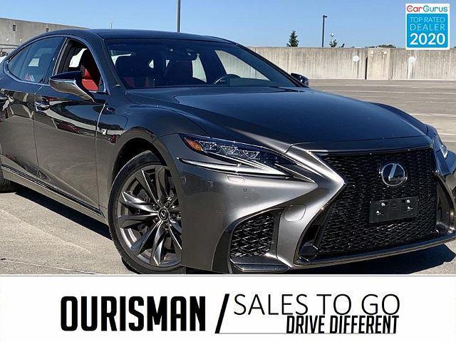 2018 Lexus LS LS 500 for sale in Rockville, MD