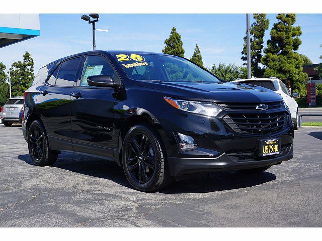 2020 Chevrolet Equinox LT for sale in Torrance, CA