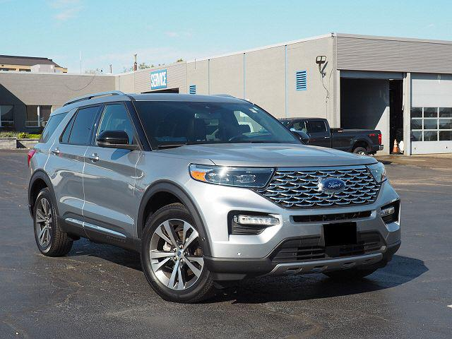 2020 Ford Explorer Platinum for sale in Carol Stream, IL