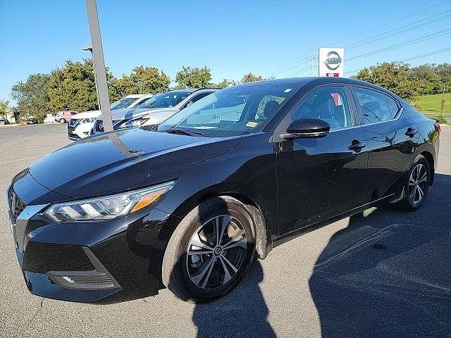 2020 Nissan Sentra SV for sale in Winchester, VA