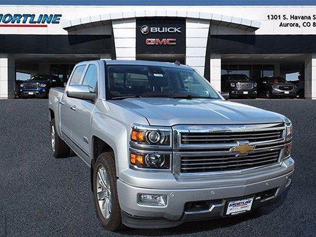 2014 Chevrolet Silverado 1500 High Country for sale in Aurora, CO