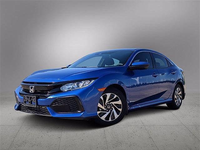 2019 Honda Civic Hatchback LX for sale in Katy, TX