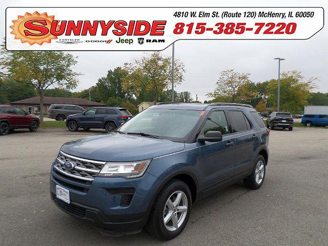 2018 Ford Explorer Base for sale in McHenry, IL