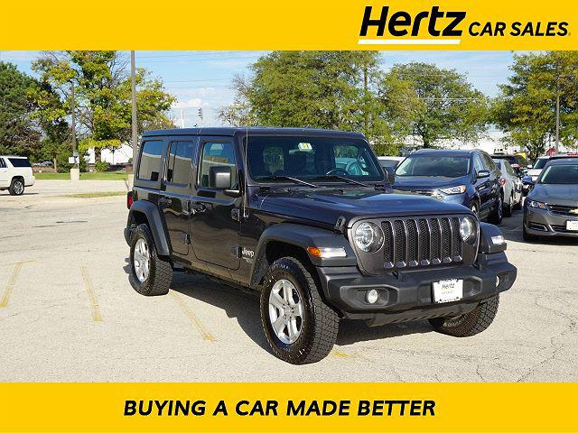 2019 Jeep Wrangler Unlimited Sport S for sale in Des Plaines, IL