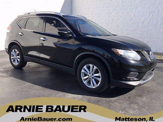 2015 Nissan Rogue SV for sale in Matteson, IL