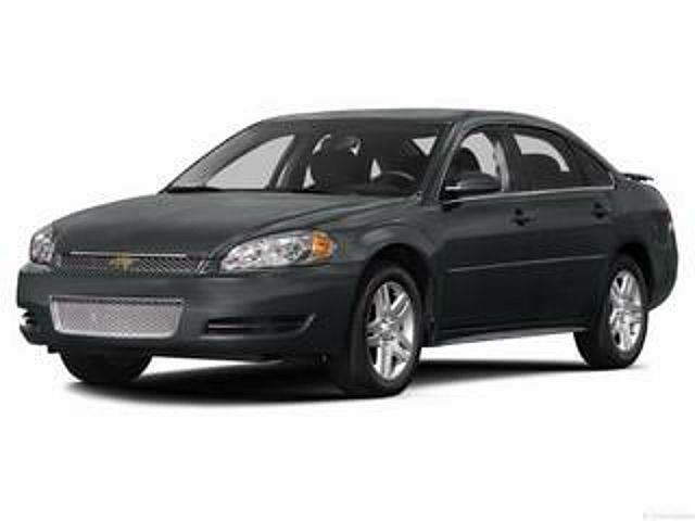 2014 Chevrolet Impala Limited LS for sale in Saint Marys, OH