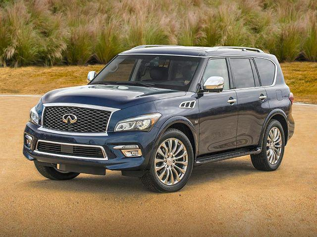 2016 INFINITI QX80 4WD 4dr for sale in Orland Park, IL