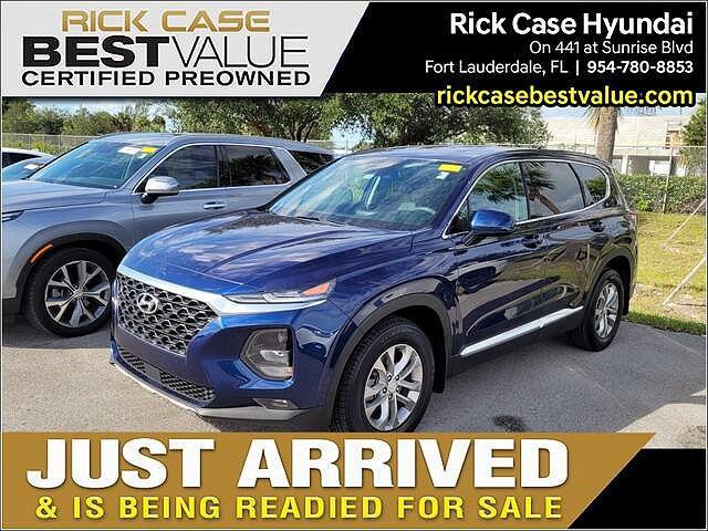 2020 Hyundai Santa Fe SEL for sale in Plantation, FL