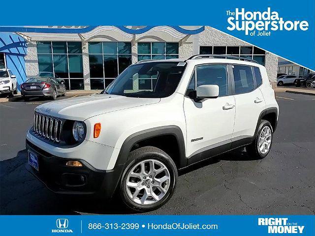 2018 Jeep Renegade Latitude for sale in Joliet, IL