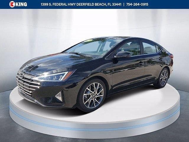 2019 Hyundai Elantra Limited for sale in Deerfield Beach, FL