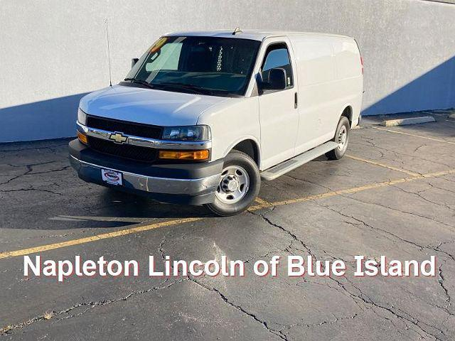 """2019 Chevrolet Express Cargo Van RWD 2500 135"""" for sale in Blue Island, IL"""