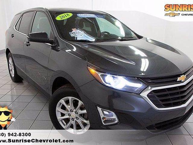 2018 Chevrolet Equinox LT for sale in Glendale Heights, IL
