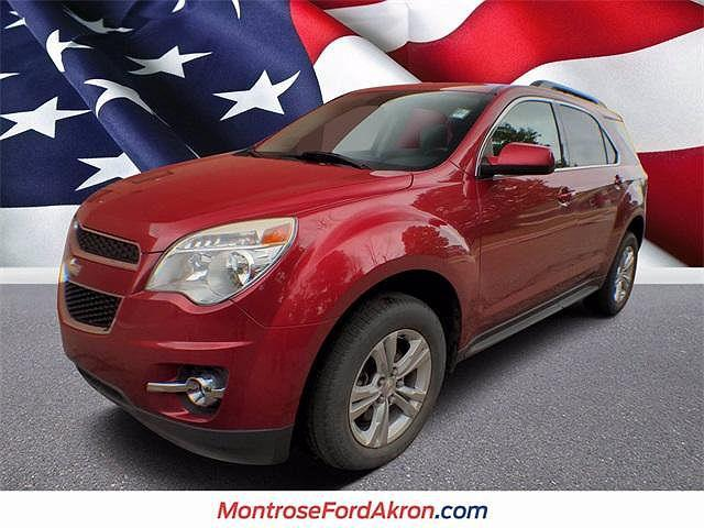 2015 Chevrolet Equinox LT for sale in Cleveland, OH