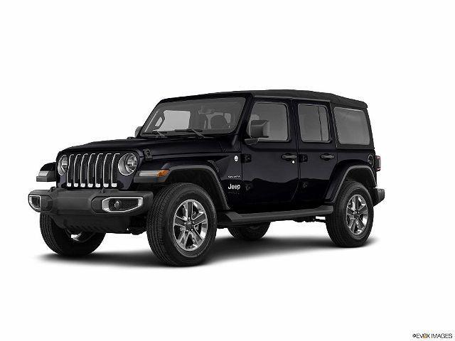 2019 Jeep Wrangler Unlimited Sahara for sale near Chantilly, VA