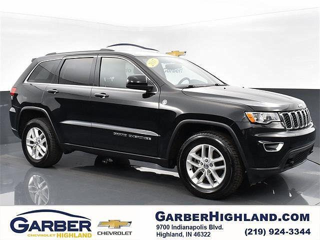 2017 Jeep Grand Cherokee Laredo for sale in Highland, IN