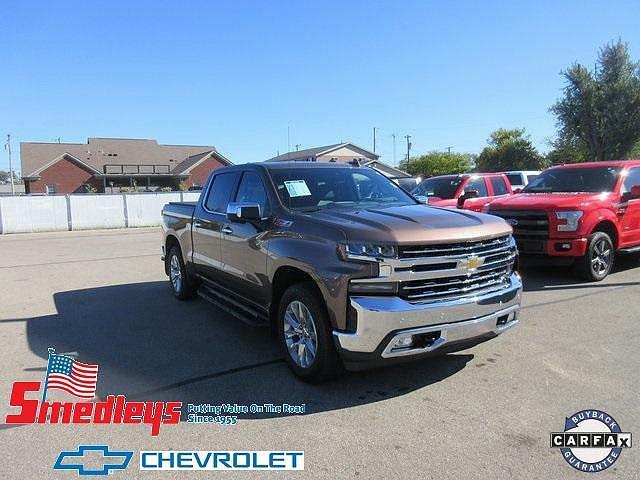 2019 Chevrolet Silverado 1500 LTZ for sale in Vandalia, OH