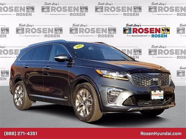 2019 Kia Sorento SX Limited V6 for sale in Algonquin, IL