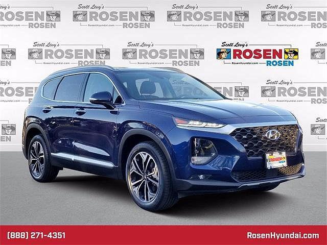 2019 Hyundai Santa Fe Limited for sale in Algonquin, IL