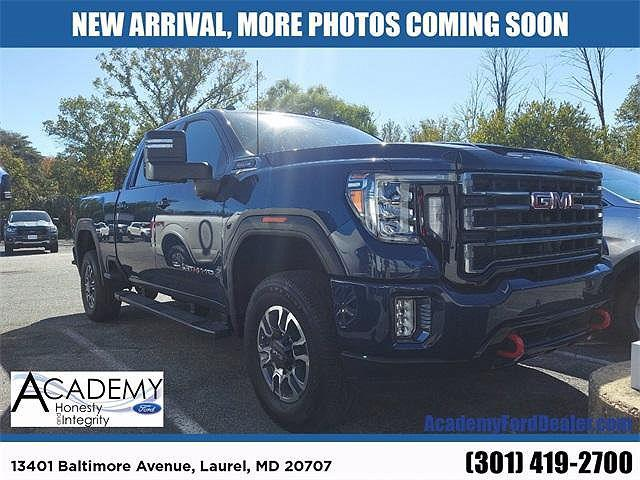 2021 GMC Sierra 2500HD AT4 for sale in Laurel, MD