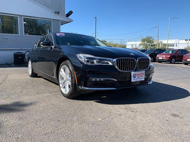2017 BMW 7 Series 750i xDrive for sale in Lombard, IL