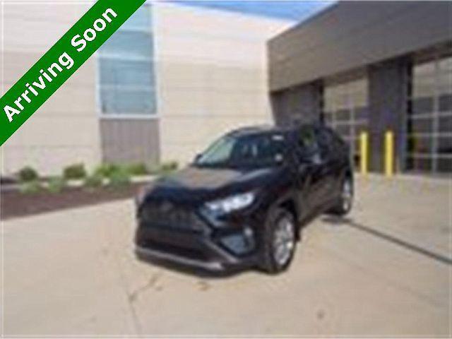 2019年丰田RAV4 Limited在伊利诺伊州林肯伍德销售