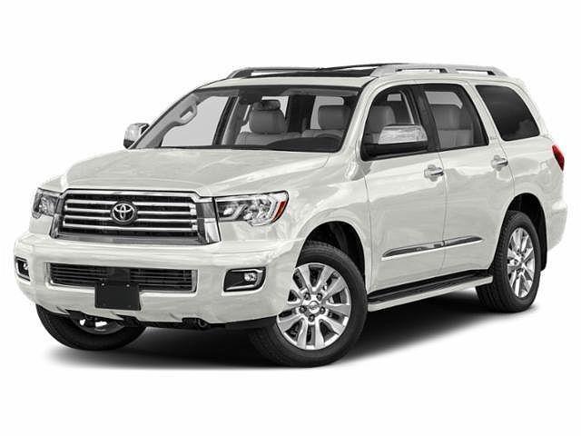 2019 Toyota Sequoia Platinum for sale in Minneapolis, MN