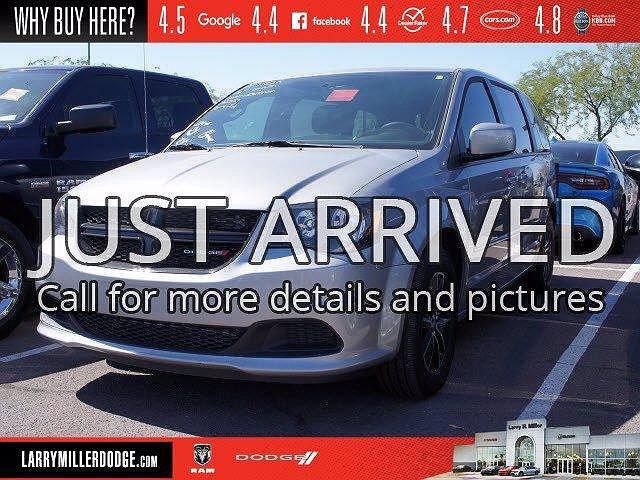 2017 Dodge Grand Caravan SE Plus for sale in Peoria, AZ