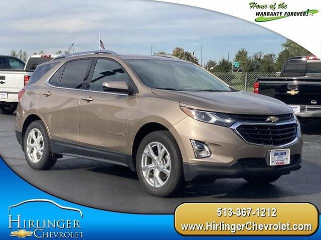 2018 Chevrolet Equinox LT for sale in West Harrison, IN