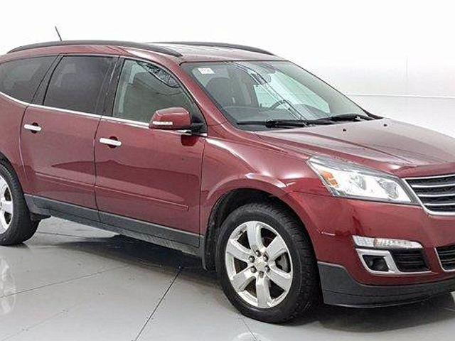 2017 Chevrolet Traverse LT for sale in Florence, KY