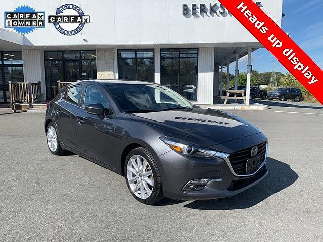 2017 Mazda Mazda3 5-Door Grand Touring for sale in Pittsfield, MA