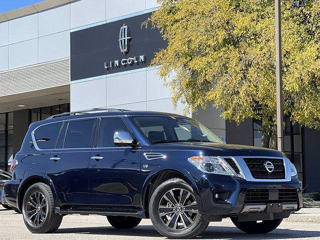 2019 Nissan Armada Platinum for sale in Plano, TX