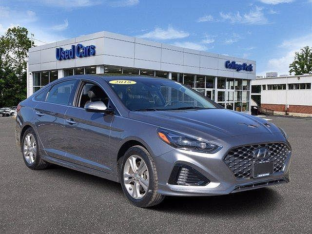 2018 Hyundai Sonata Limited for sale in College Park, MD