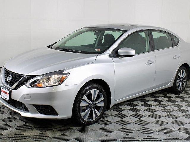 2019 Nissan Sentra SV for sale in Manassas, VA