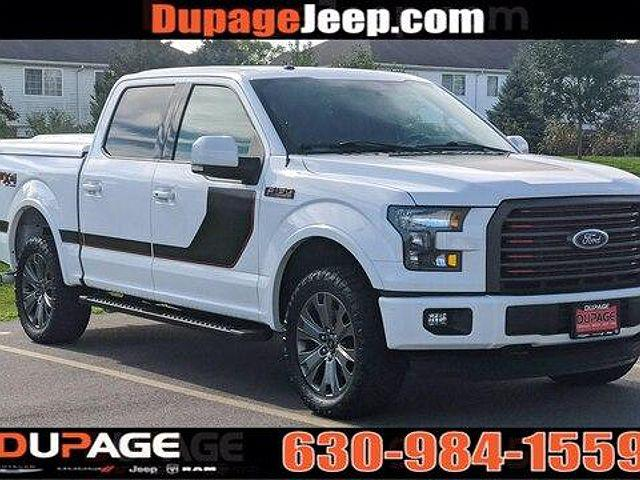 2016 Ford F-150 XLT/XL/Lariat/Platinum/King Ranch for sale in Glendale Heights, IL