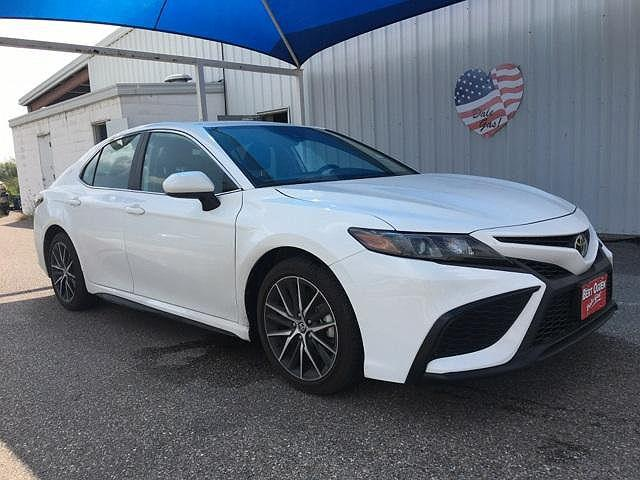 2021 Toyota Camry SE for sale in Harlingen, TX