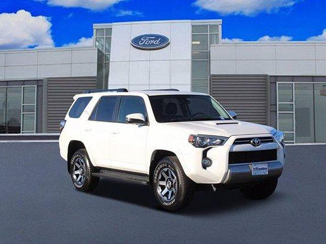 2020 Toyota 4Runner TRD Off Road for sale in Brownsburg, IN