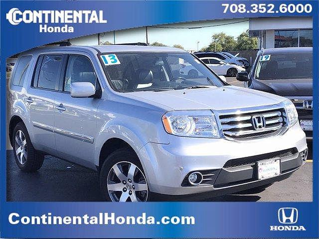 2013 Honda Pilot Touring for sale in Countryside, IL